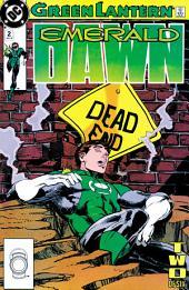 Green Lantern: Emerald Dawn (1989-) #2