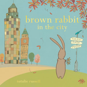 Brown Rabbit in the City PDF