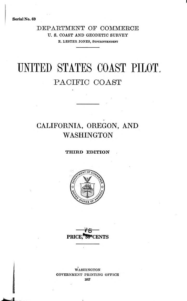 United States Coast Pilot 7