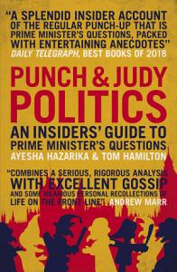 Punch and Judy Politics Book