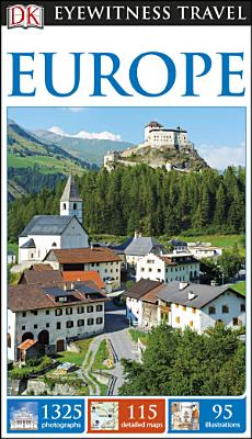DK Eyewitness Travel Guide Europe PDF