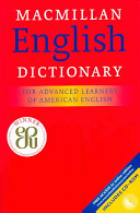 Macmillan English Dictionary PDF