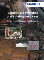 Pressures and Protection of the Underground Karst PDF