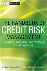 The Handbook of Credit Risk Management PDF