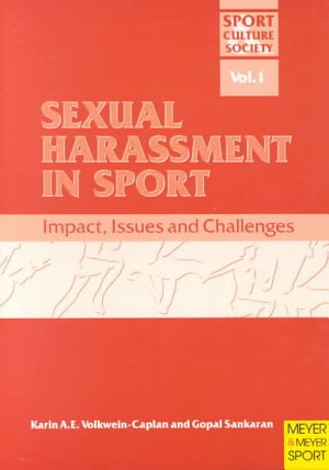 Sexual Harassment in Sport PDF