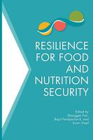Resilience for food and nutrition security PDF