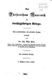 Archiv für Geschichte von Oberfranken: Band 4