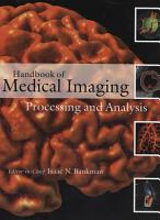 Handbook of Medical Imaging PDF