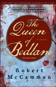 The Queen of Bedlam Book