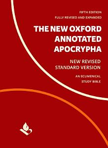 The New Oxford Annotated Apocrypha Book