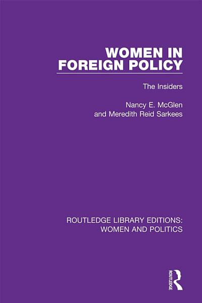 Download Women in Foreign Policy Book