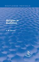 Religion in Evolution  Routledge Revivals  PDF