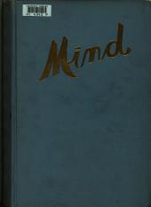 Mind: Volume 13