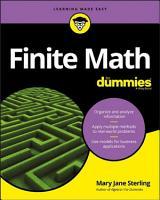 Finite Math For Dummies PDF