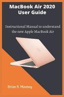 MacBook Air 2020 User Guide