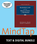 Business Law and the Regulation of Business   Mindtap Business Law  2 Terms 12 Months Printed     Access Card Book