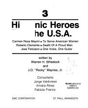 Carmen Rosa Maymi  to serve American women  Roberto Clemente  death of a proud man  Jose Feliciano  one voice  one guitar PDF