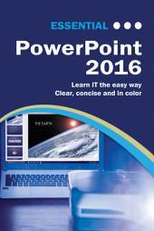 Essential PowerPoint 2016