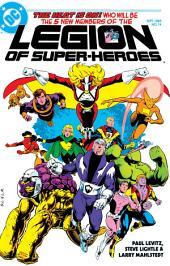 Legion of Super-Heroes (1984-) #14