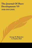 The Journal of Race Development V9: 1918-1919 (1919)