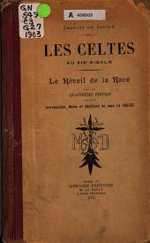 Les Celtes au XIXe siècle: le réveil de la race