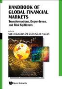 Handbook of Global Financial Markets