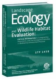 Landscape Ecology And Wildlife Habitat Evaluation