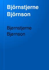 Björnstjerne Björnson: Band 5