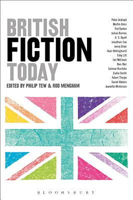British Fiction Today PDF