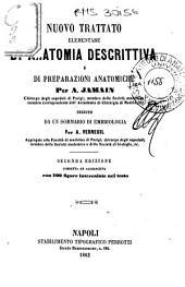 Nuovo trattato elementare di anatomia descrittiva e di preparazioni anatomiche