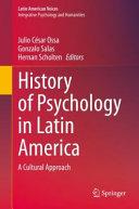 History of Psychology in Latin America PDF