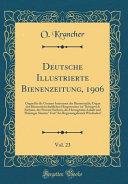 Deutsche Illustrierte Bienenzeitung  1906  Vol  23 PDF