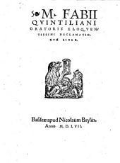 Declamationum liber