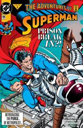 Adventures of Superman (1994-) #486