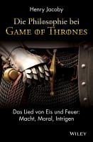 Die Philosophie bei  Game of Thrones  PDF