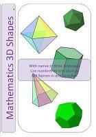 Mathematical 3D Shapes PDF
