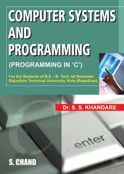 Computer Systems and Programming In  C  PDF
