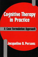 Cognitive Therapy in Practice