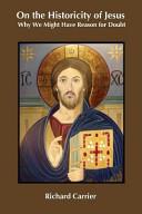 On the Historicity of Jesus PDF