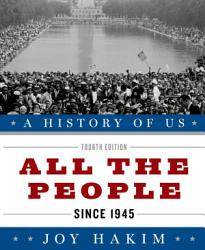 A History Of Us All The People Book PDF