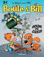 Boule et Bill - tome 31 - Graine de cocker