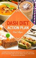 Dash Diet Action Plan Book PDF