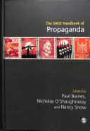 The SAGE Handbook of Propaganda