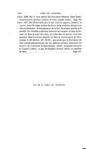 Le guide des égarés: Volume3