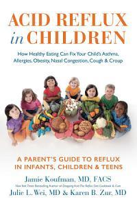 Acid Reflux in Children Book