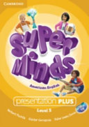 Super Minds American English Level 5 Presentation Plus DVD-ROM