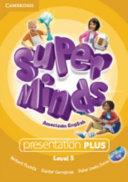 Super Minds American English Level 5 Presentation Plus DVD ROM PDF