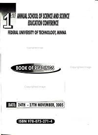 Book of Readings PDF