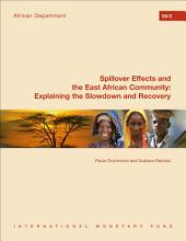 Spillover Effects and the East African Community: Explaining the Slowdown and the Recovery