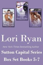 Sutton Capital Series Box Set: Books 5-7